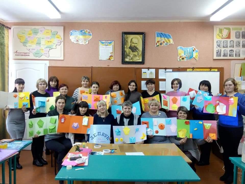 Щиро та гостинно приймав учасників Тахтаулівський Навчально-виховний  комплекс та дошкільний підрозділ